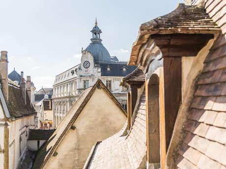 Les Toits d'Auxerre
