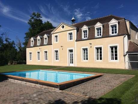 Gîte Château de Montboulon