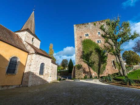 Visite guidée de Saint-Sernin-du-Bois