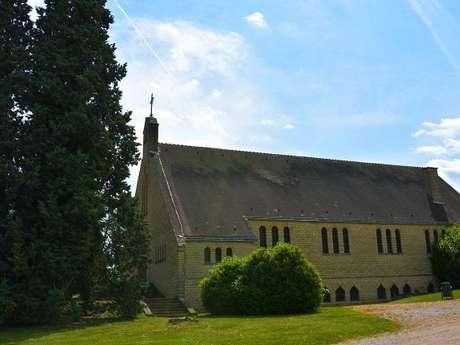 Chapelle Notre-Dame du Travail
