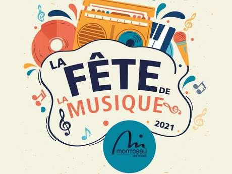 Fête de la musique à Montceau