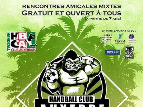 Handball Club Auxerrois Summer Games