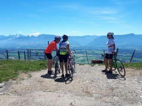 Randonnée Permanente Cyclo: Annemasse et le défi du Salève