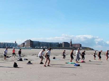 Matinales Toniques : gym douce dans le sable