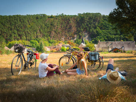 la vélobuissonnière : saint-léonard-des-bois < > fresnay-sur-sarthe