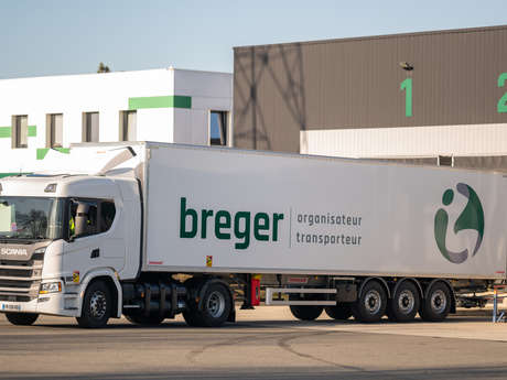 TRANSPORTS BREGER