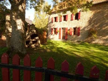 Location Gîtes de France - SAINT PRIEST - 6 personnes - Réf : 23G645