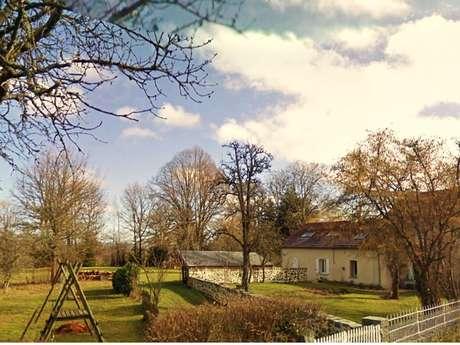 Chambres d'hôtes Gîtes de France - SAINTE FEYRE - 3 chambres - Réf : 23G0909