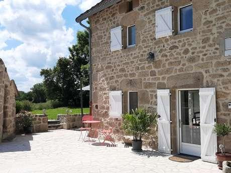 Location Gîtes de France - SAINT MARC A FRONGIER - 5 personnes - Réf : 23G1478