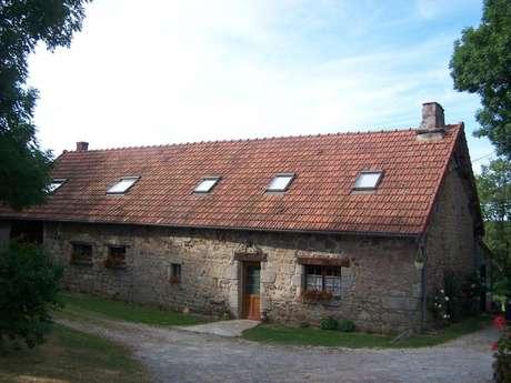 Chambres d'hôtes Gîtes de France - MERINCHAL - 2 chambres - Réf : 23G0547