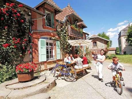 Chambres d'hôtes Gîtes de France - VALLIERE - 4 chambres - Réf : 23G0607