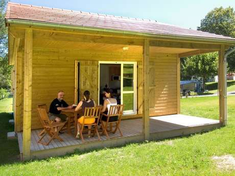 Location Gîtes de France - LA CHAPELLE TAILLEFERT - 6 personnes - Réf : 23G1156
