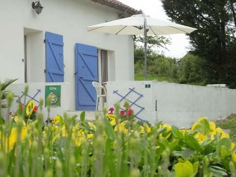 Location Gîtes de France - ROUGNAT - 2 personnes - Réf : 23G1255