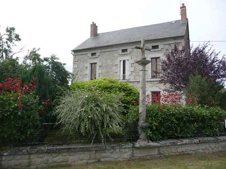Location Gîtes de France - ISSOUDUN LETRIEIX - 6 personnes - Réf : 23G1200