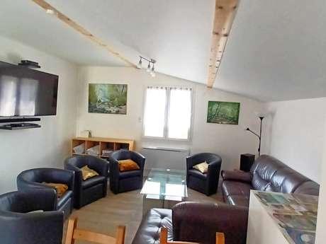 Location Gîtes de France - ROYERE DE VASSIVIERE - 12 personnes - Réf : 23G1389