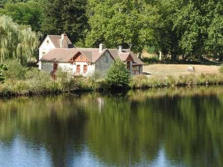 Location Gîtes de France - LE DONZEIL - 10 personnes - Réf : 23G1460