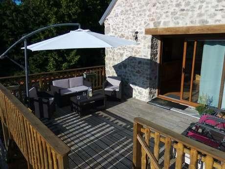 Location Gîtes de France - SAINT SULPICE LE GUERETOIS - 4 personnes - Réf : 23G1355