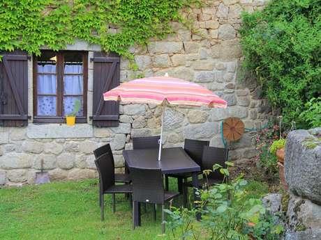 Location Gîtes de France - SAINT PARDOUX D'ARNET - 6 personnes - Réf : 23G659