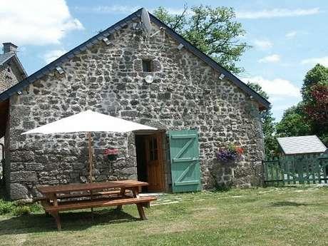 Location Gîtes de France - FLAYAT - 2 personnes - Réf : 23G1007