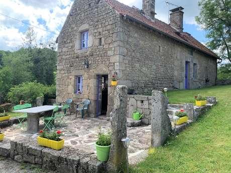 Location Gîtes de France - SAINT MARTIAL LE MONT - 4 personnes - Réf : 23G1023