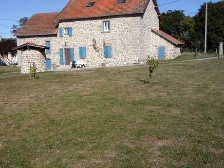 Location Gîtes de France - BASVILLE - 5 personnes - Réf : 23G1347