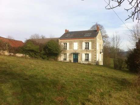 Chambres d'hôtes Gîtes de France - NAILLAT - 2 chambres - Réf : 23G0585