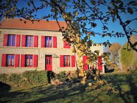 Location Gîtes de France - MAINSAT - 9 personnes - Réf : 23G1317