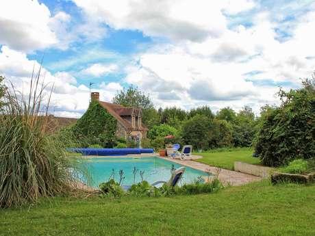 Location Gîtes de France - LE BOURG D'HEM - 4 personnes - Réf : 23G1015