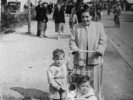Visite guidée de 45 mn, en famille : « Il était une matinée en 1958 » (réservation conseillée)