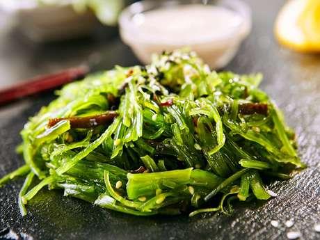 Ateliers « Cuisinons les algues sauvages »