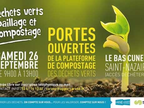 Paillage et compostage : portes ouvertes à Cuneix
