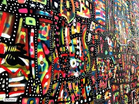 Vernissage peinture street art