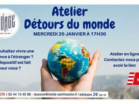 Atelier Détours du monde