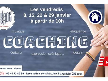 Séances de coaching