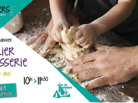 Atelier parents-enfants pâtisserie