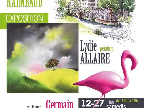 Fabienne Raimbaud, Lydie Allaire, Germain Le Boulaire