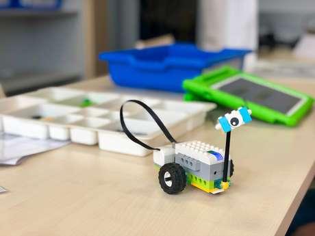 Atelier Lego wedo : défis sismiques