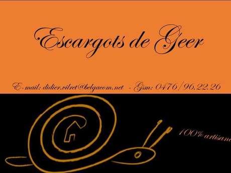 Escargots de Geer