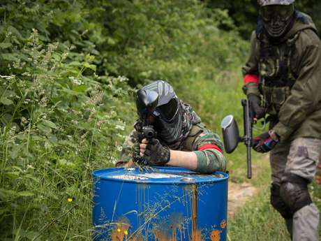 Paintball-Freizeit Amay