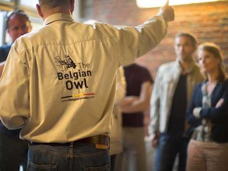 Visite de la distillerie Belgian Owl