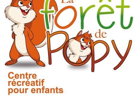 Forêt de popy