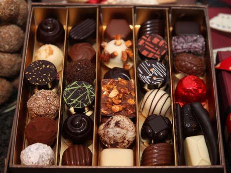 Chocolatier Benoît Laruelle