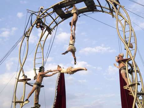 Aperçu de chantier cirque