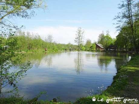 La pêcherie du Petit Parc