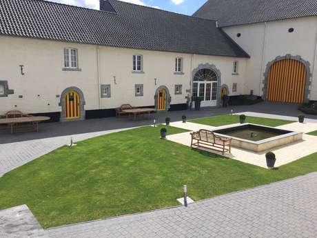The Farm of Oudoumont Castle