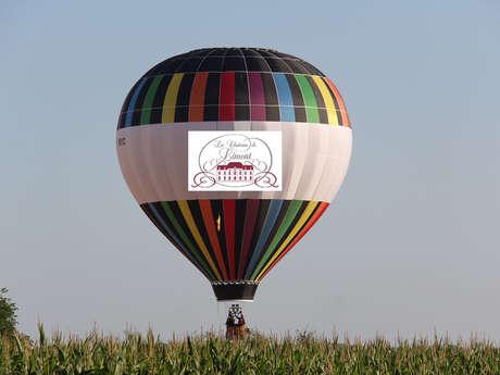 Château de Limont Ballooning team