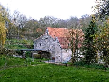 Moulin Ferrières - Héron