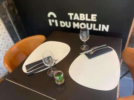 Table du Moulin Ferrières