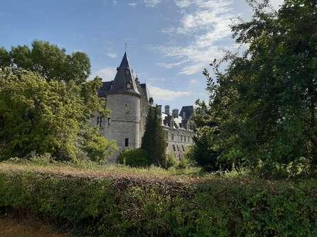 Ouverture du parc du château de Fallais