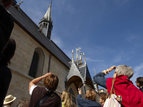 Office de tourisme Beaune & Pays Beaunois - Service Guides